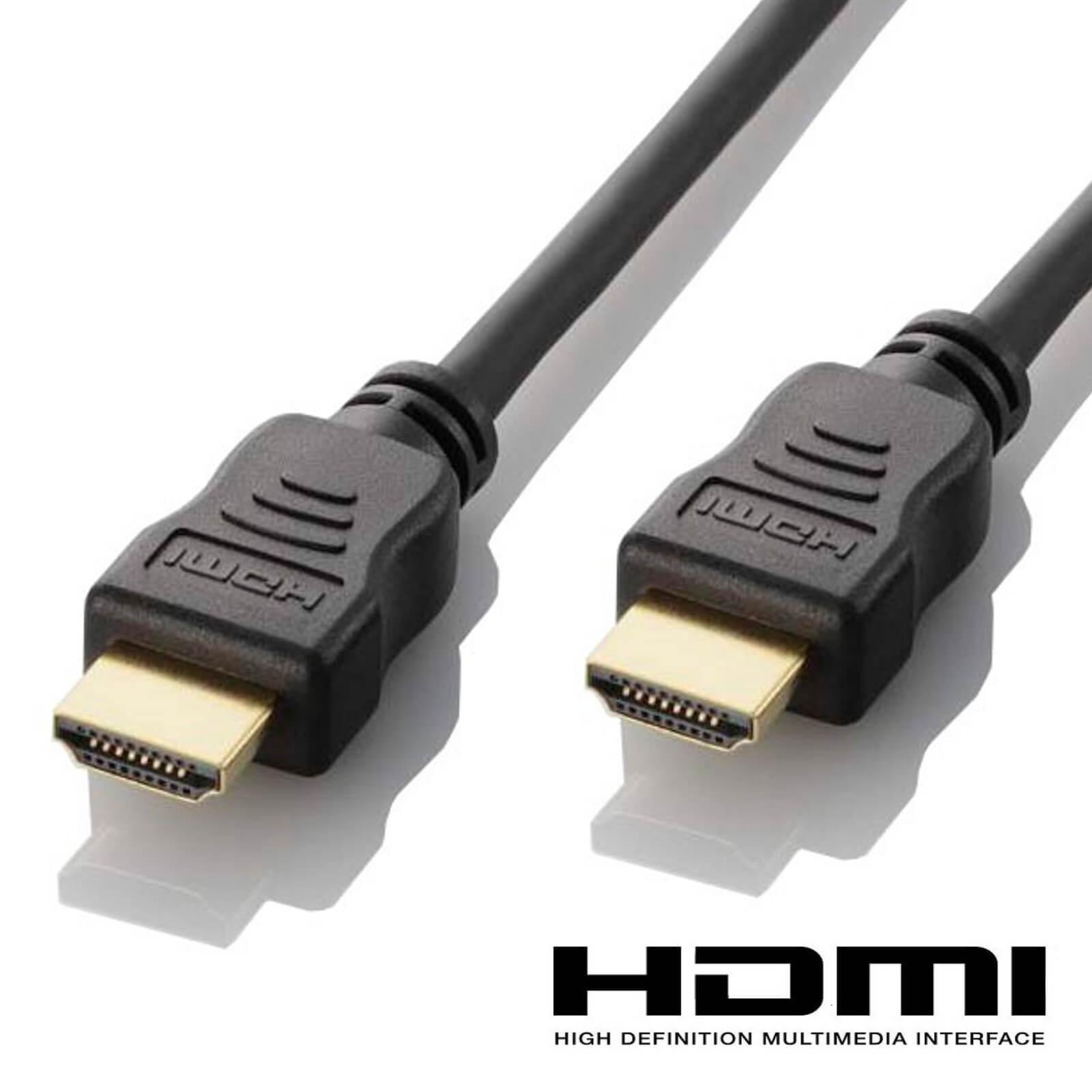 Lenovo Y700-17, Y700-15 HDMI to HDMI 4K Ultra HD TV 2m Gold Lead ...