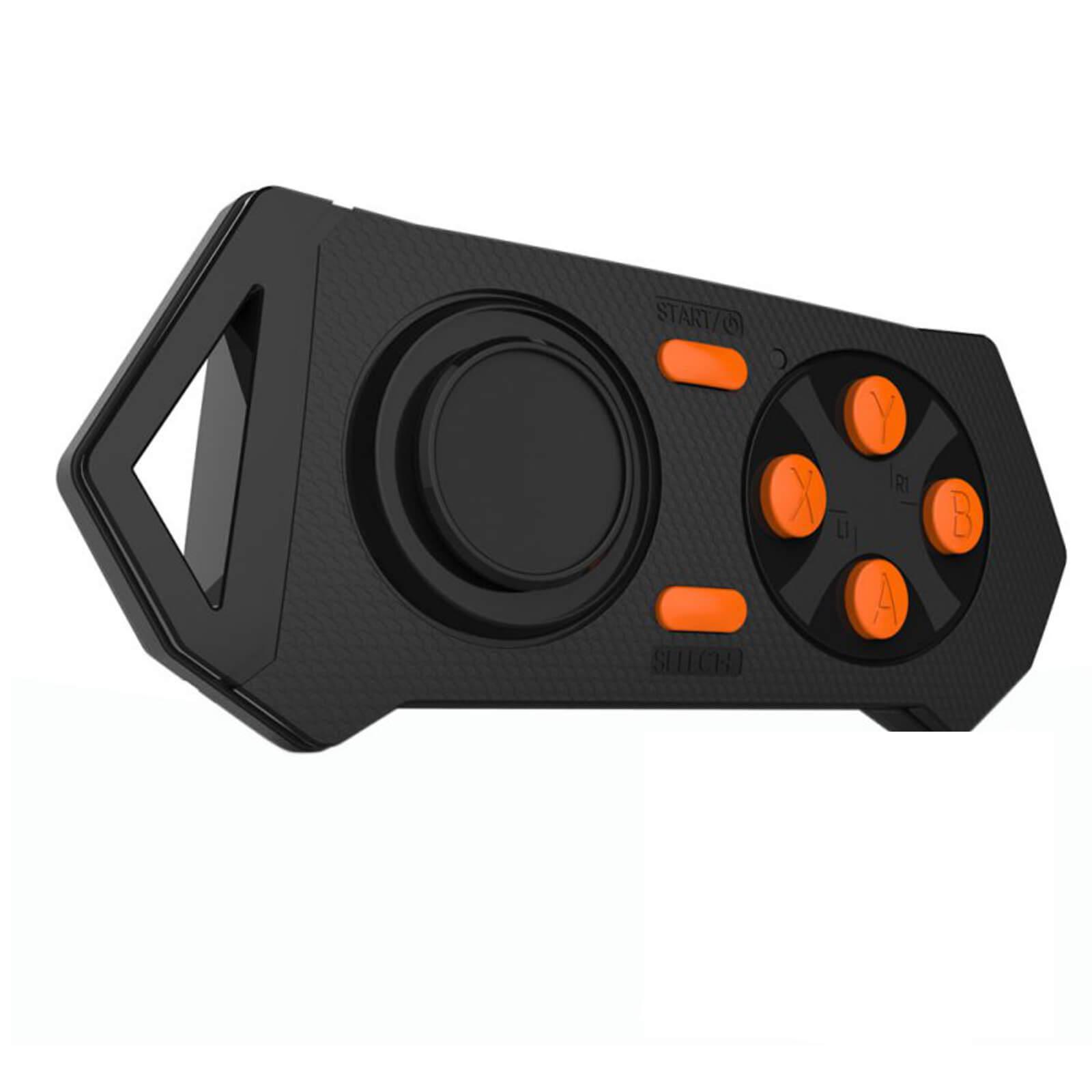 Smart Wireless Orange Gamepad Control Controller For Sony